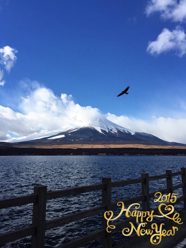 富士山と山中湖(かつ吉・菩提樹) 株式会社菩提樹