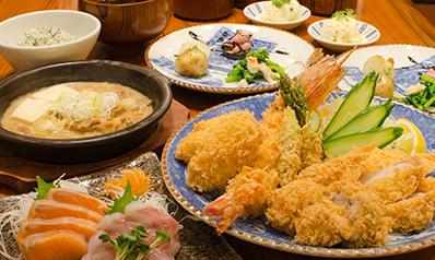 ご宴会・コース料理